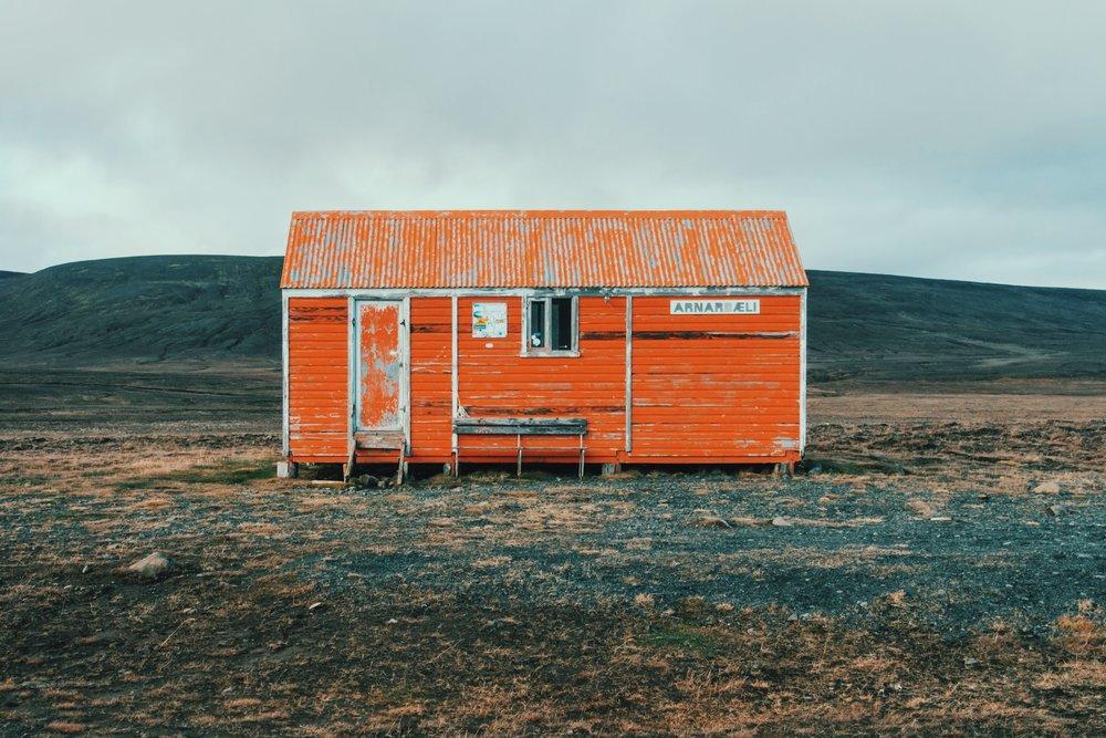 Blöndulón, Iceland