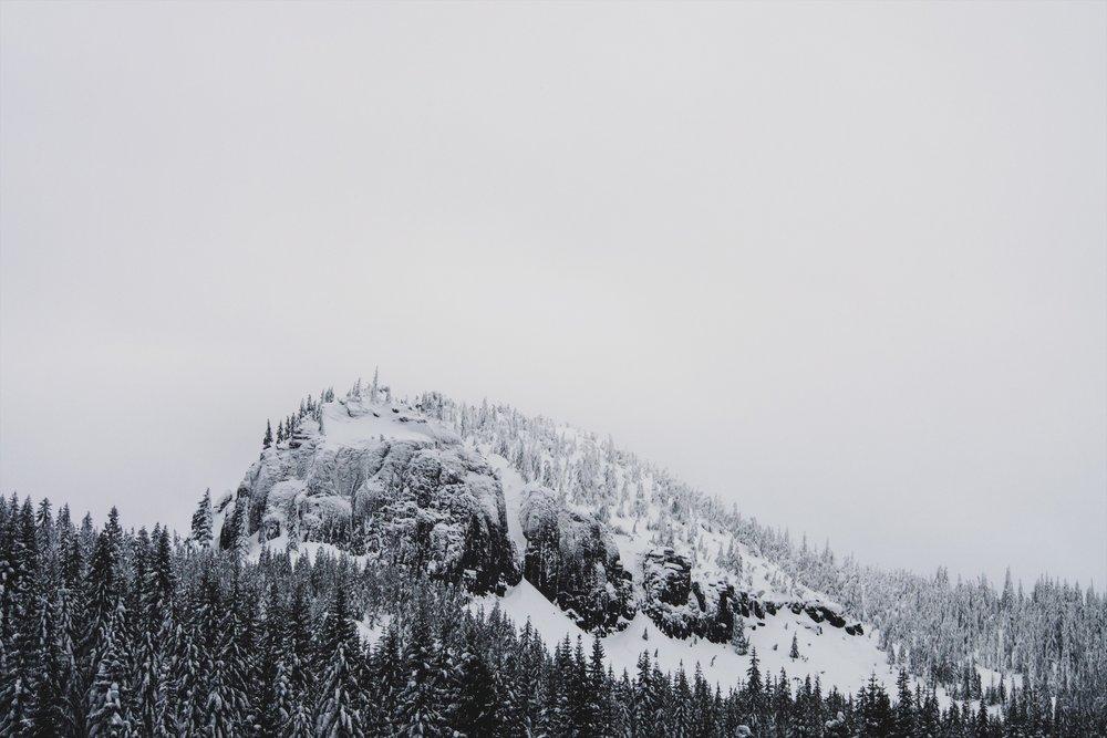 Mirror Lake, Mount Hood