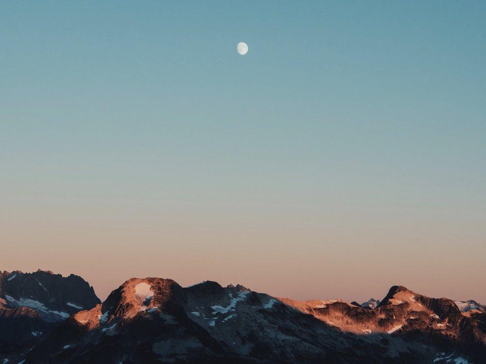 Hannegan Peak, Washington