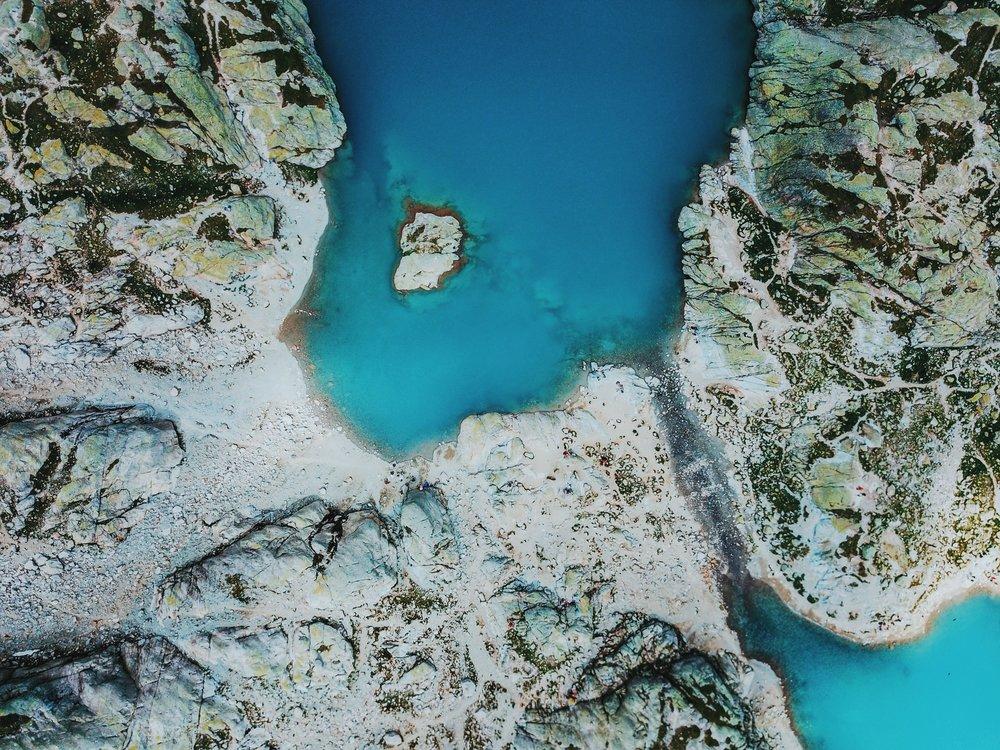 The White Lake, France