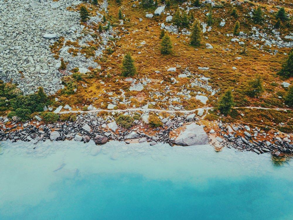 Five Lakes, Switzerland
