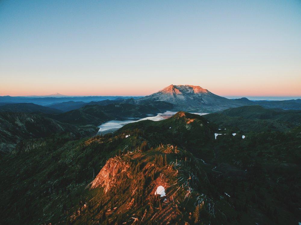 Mt. Saint Helens, Washington