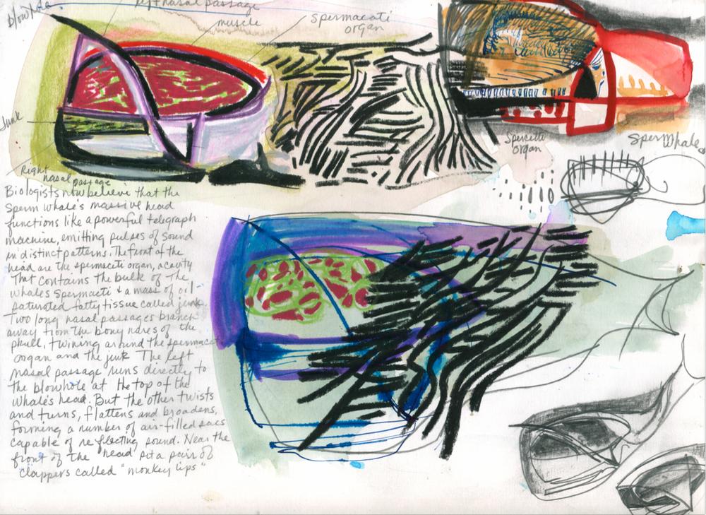 Sketchbook, 2015