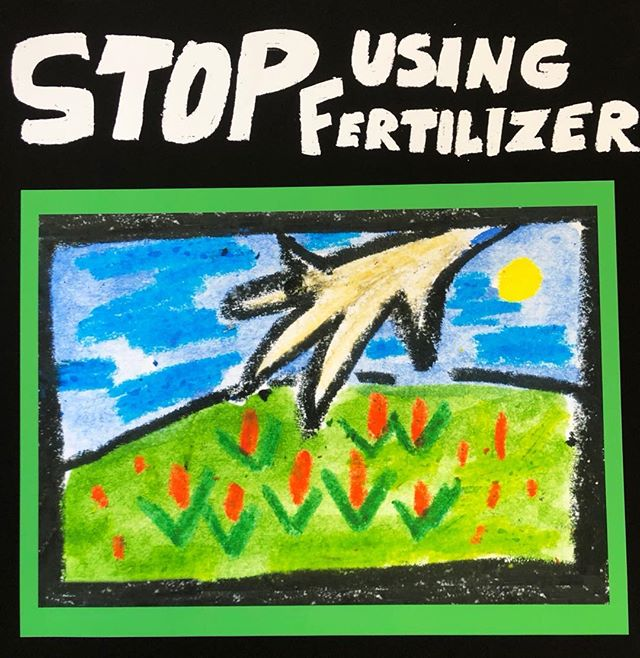 Awareness is the First Step! Fertilizers containing high-nitrogen are highly water soluble, which means they dissolve quickly with moisture. Because they dissolve quickly they leach through our sandy soils and into our ground water, or runoff with storm water into our inlets, bays and streams.  Slow release low- nitrogen fertilizers are much healthier for your grass plants and won't contaminate our water.