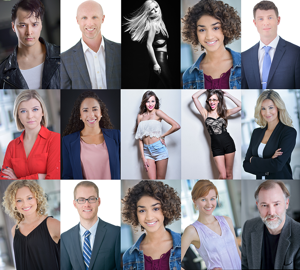 Minneapolis Photography - Acting and business headshots, fashion and fitness