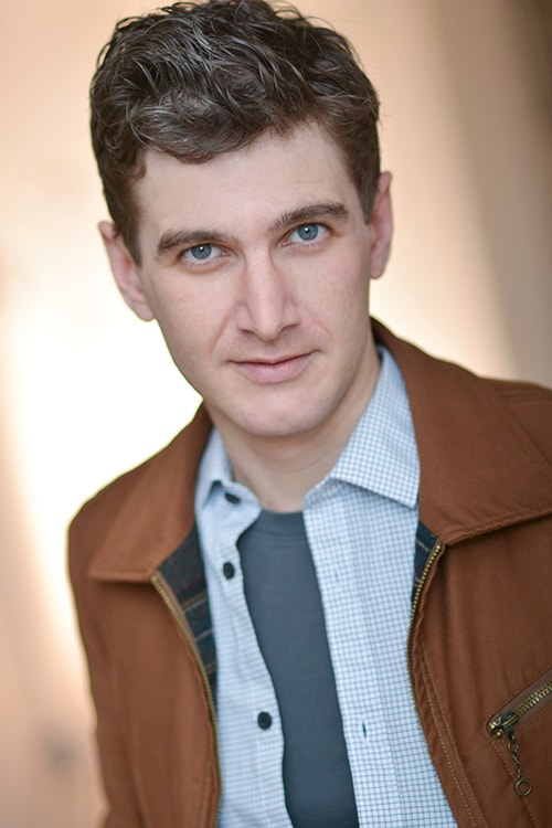 Male acting headshot 6