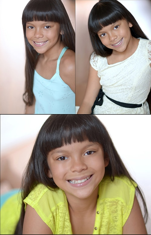 kids headshot