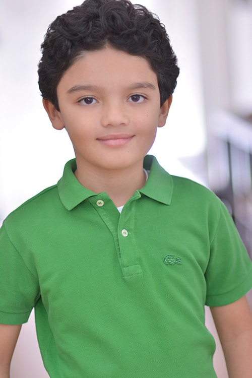 Male kids headshot 2