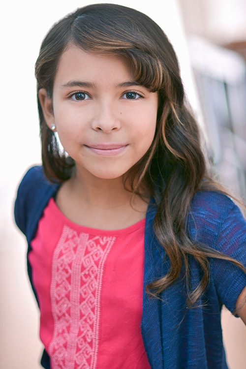 Headshot for kid 5