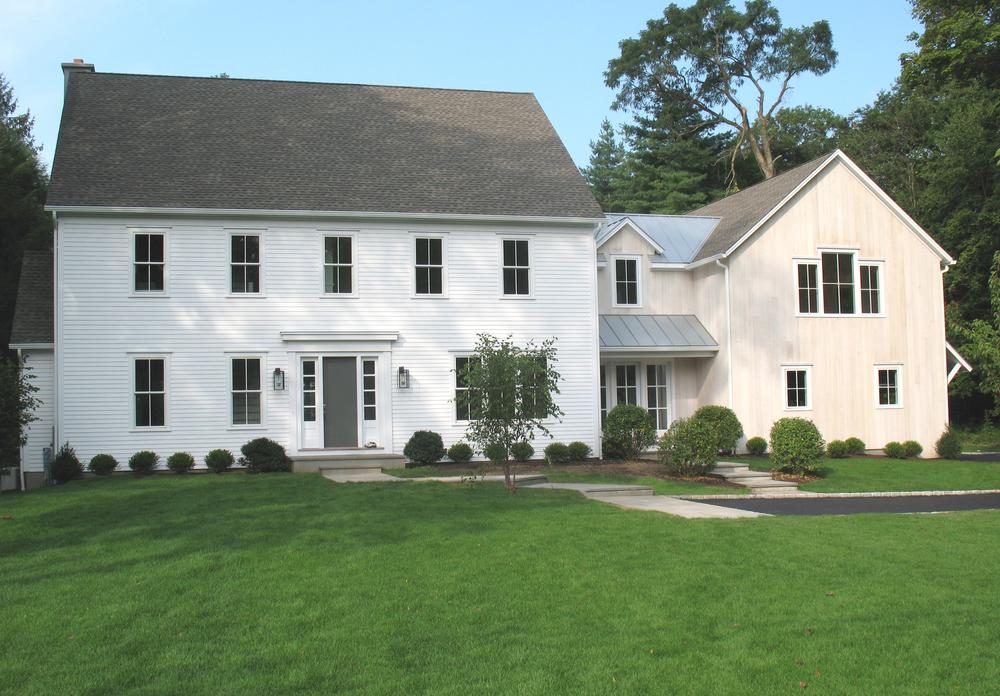 Marybeth Woods Architect  4 Ferry Lane E  Westport CT 06880  203-227-7263