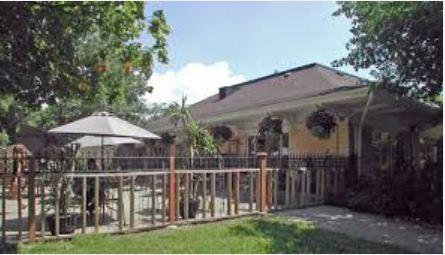 The Grenadier Restaurant, High Park