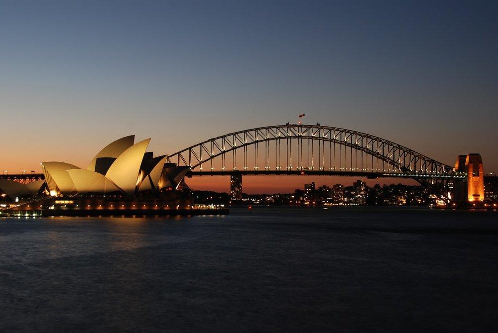 Harbour Bridge - Sydney