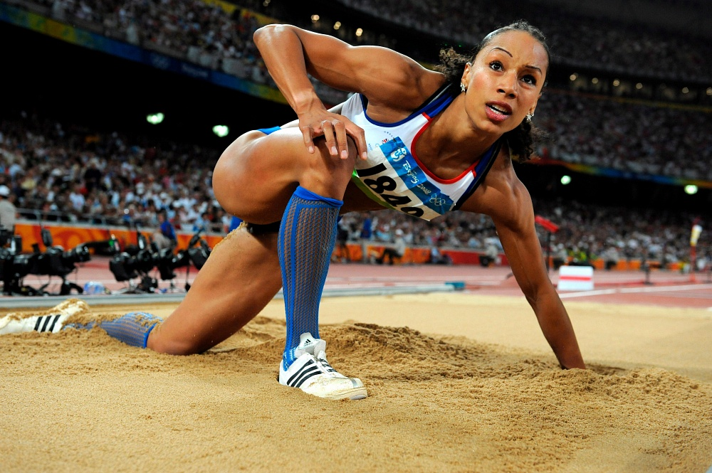 Jade Johnson was a long jumper who represented Team GB at two Olympics, in Athens in 2004 and again in Beijing in 2008.  Her greatest achievement was winning European and Commonwealth silver in 2002 while she also finished fourth in the 2003 World Championships.  She uses float tanks on a weekly basis for preventative and recovery care.