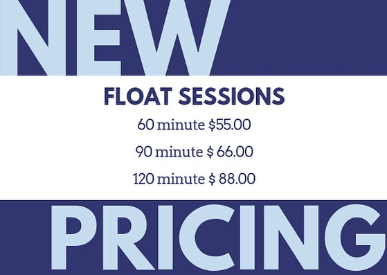 We have some big news to share!! Honest floating has chosen to make investing in your health & wellbeing easier & more affordable.💧💧💧 Schedule online at www.myhih.com or by calling our office at 319-366-5454.