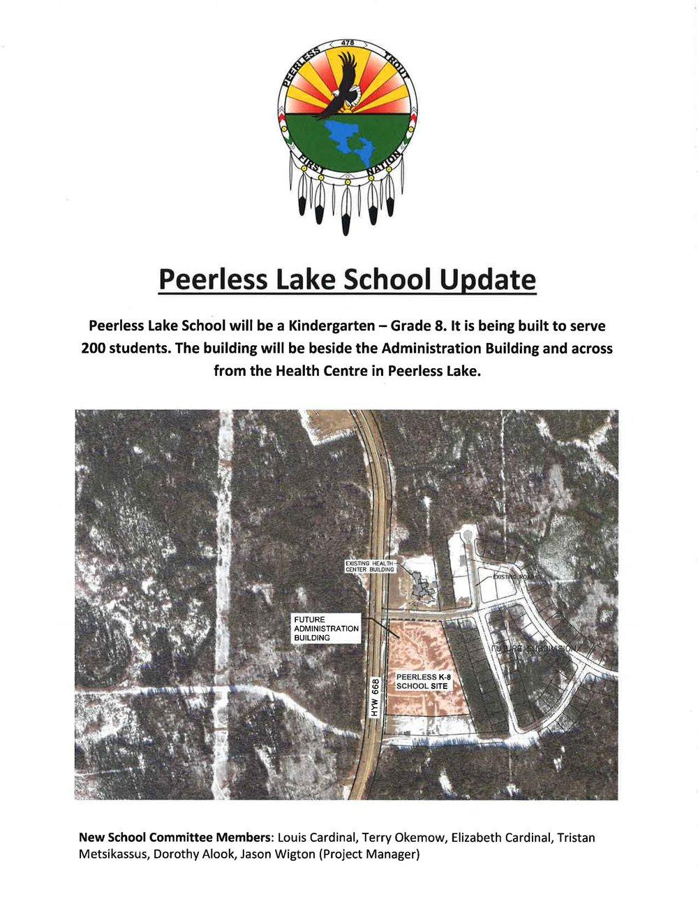 Peerless School Update.jpg