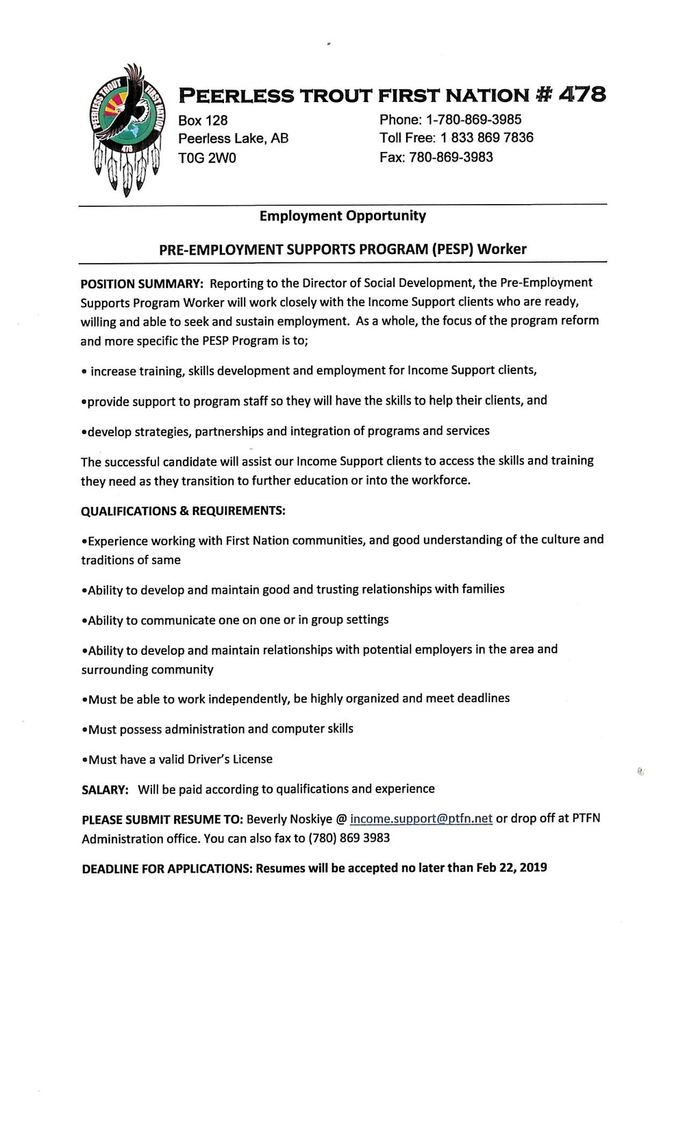 Income support assist job posting.jpg