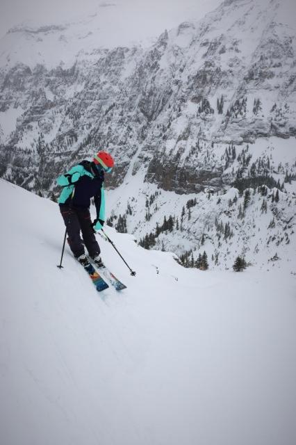 Liberty Skis Origin in Telluride's Revelation Bowl