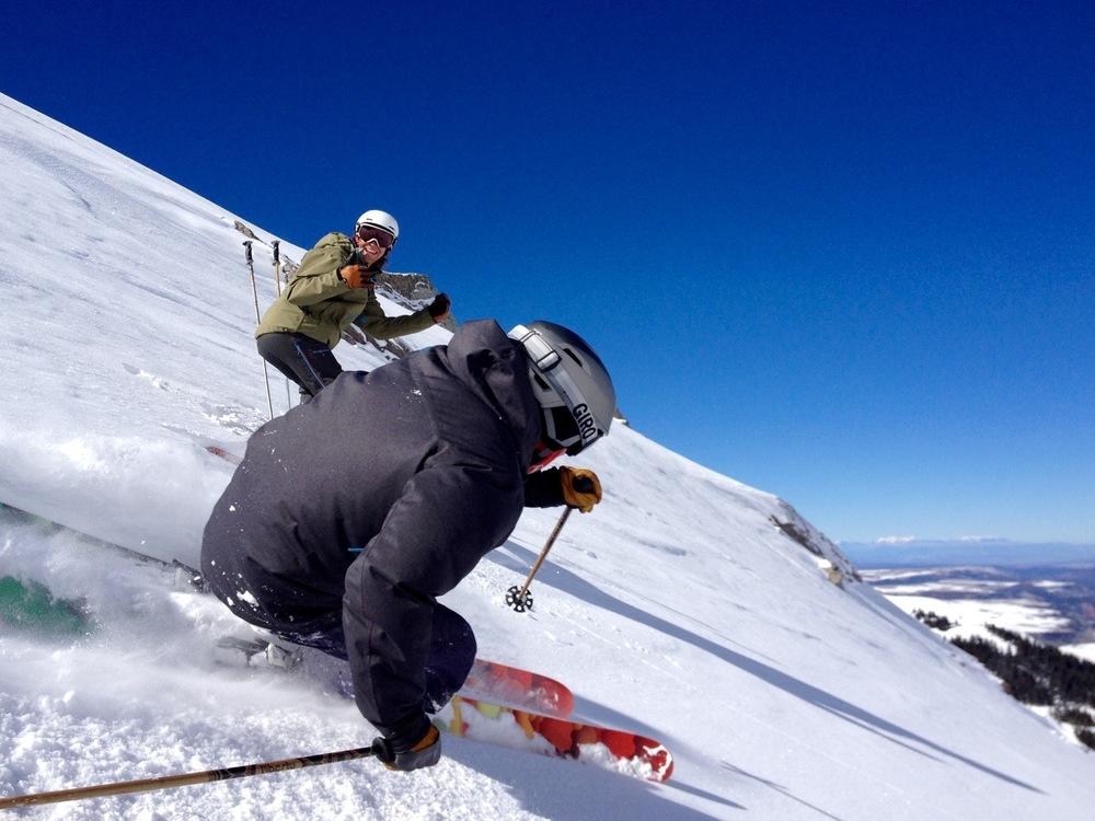 Liberty Skis Origin Telluride Ski Resort