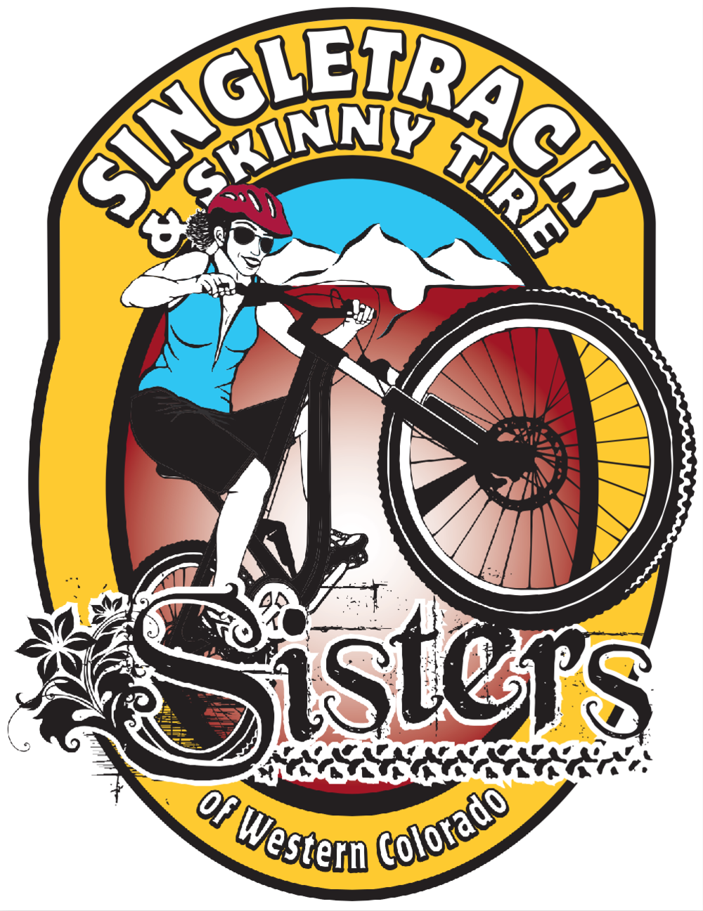 Single Track & Skinny Tire Sisters