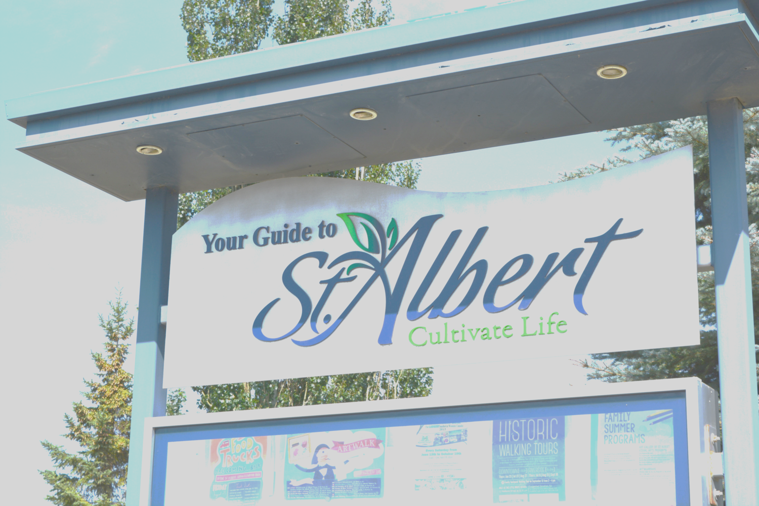 Community Services St Albert Visitor Welcome Centre