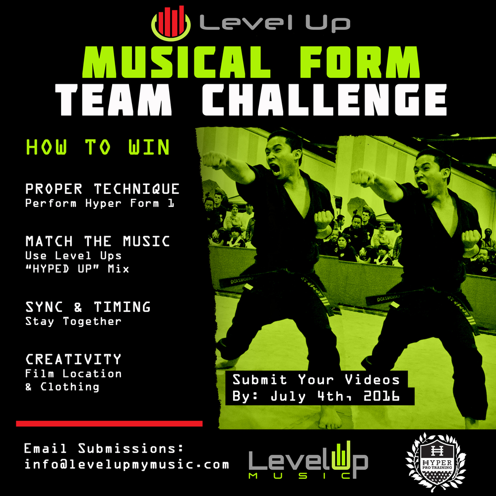 Musical Form Team Challenge