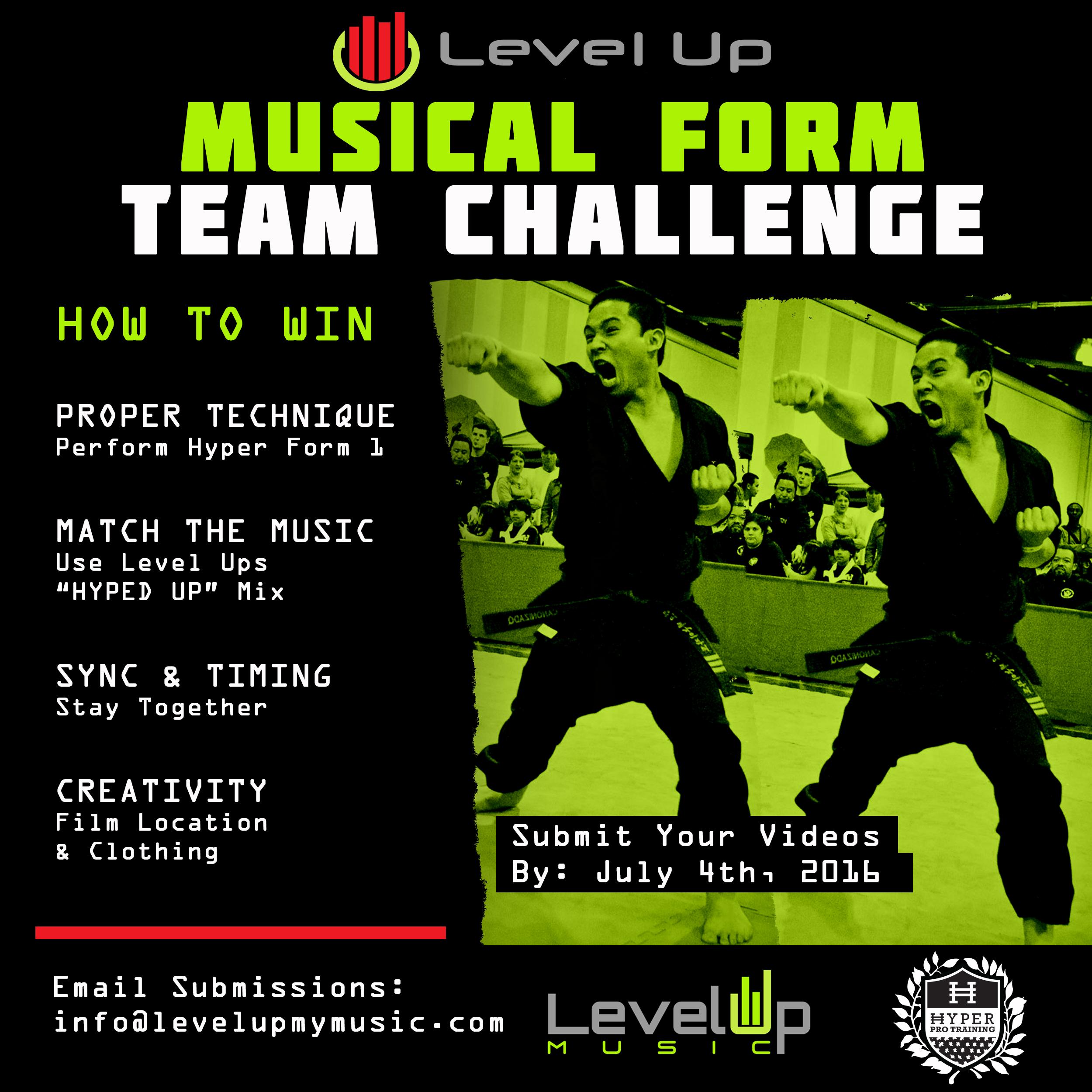 Blog — Level Up Music