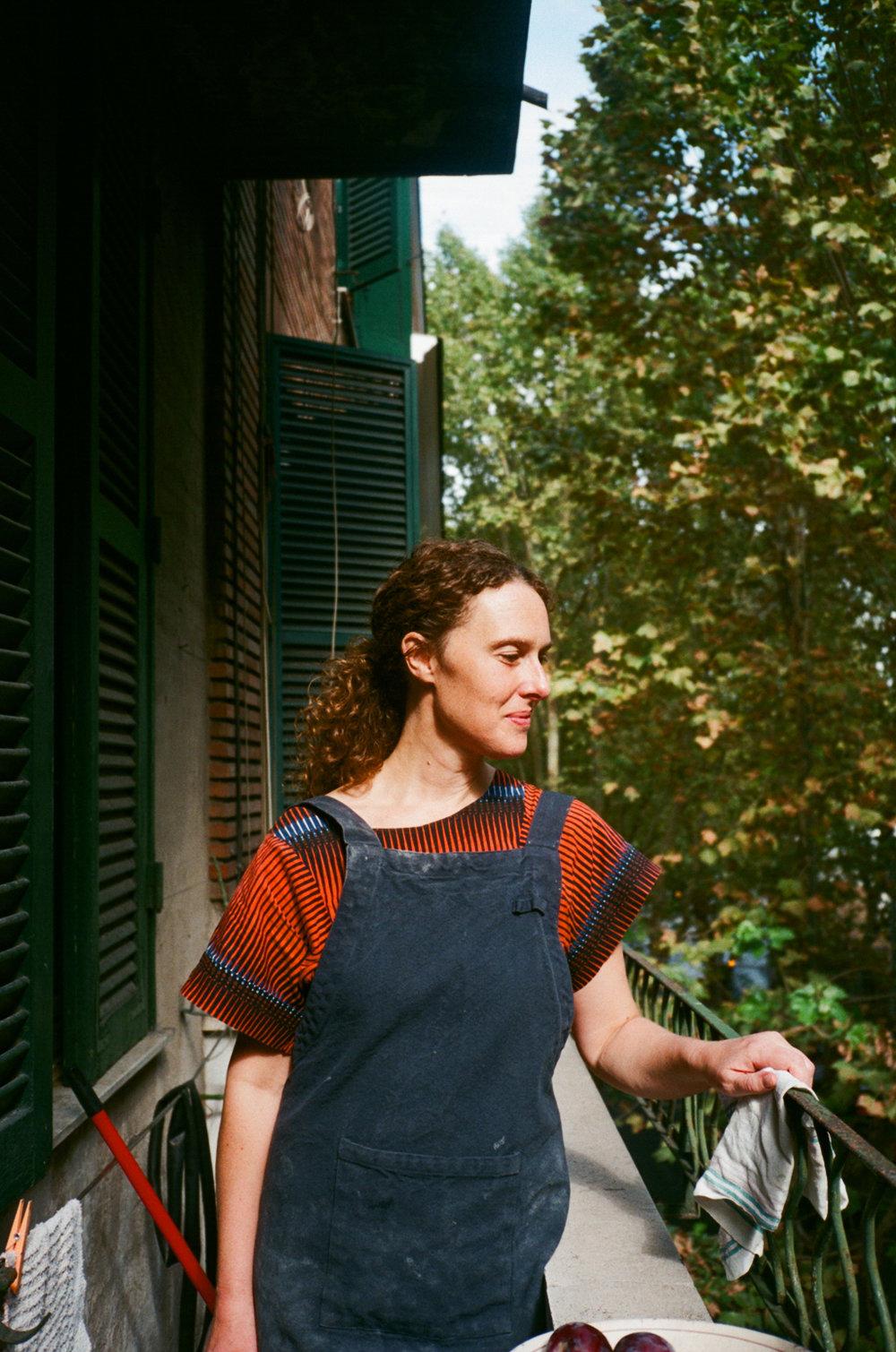 Rachel Roddy for The Gannet