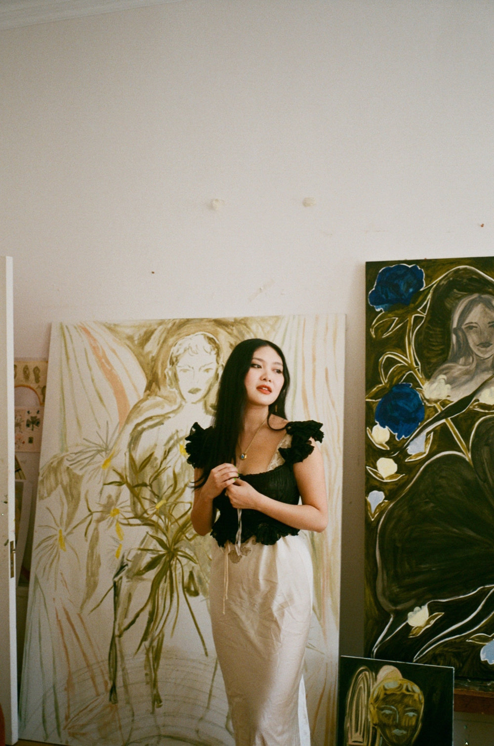 Faye Wei Wei for Oh Comely