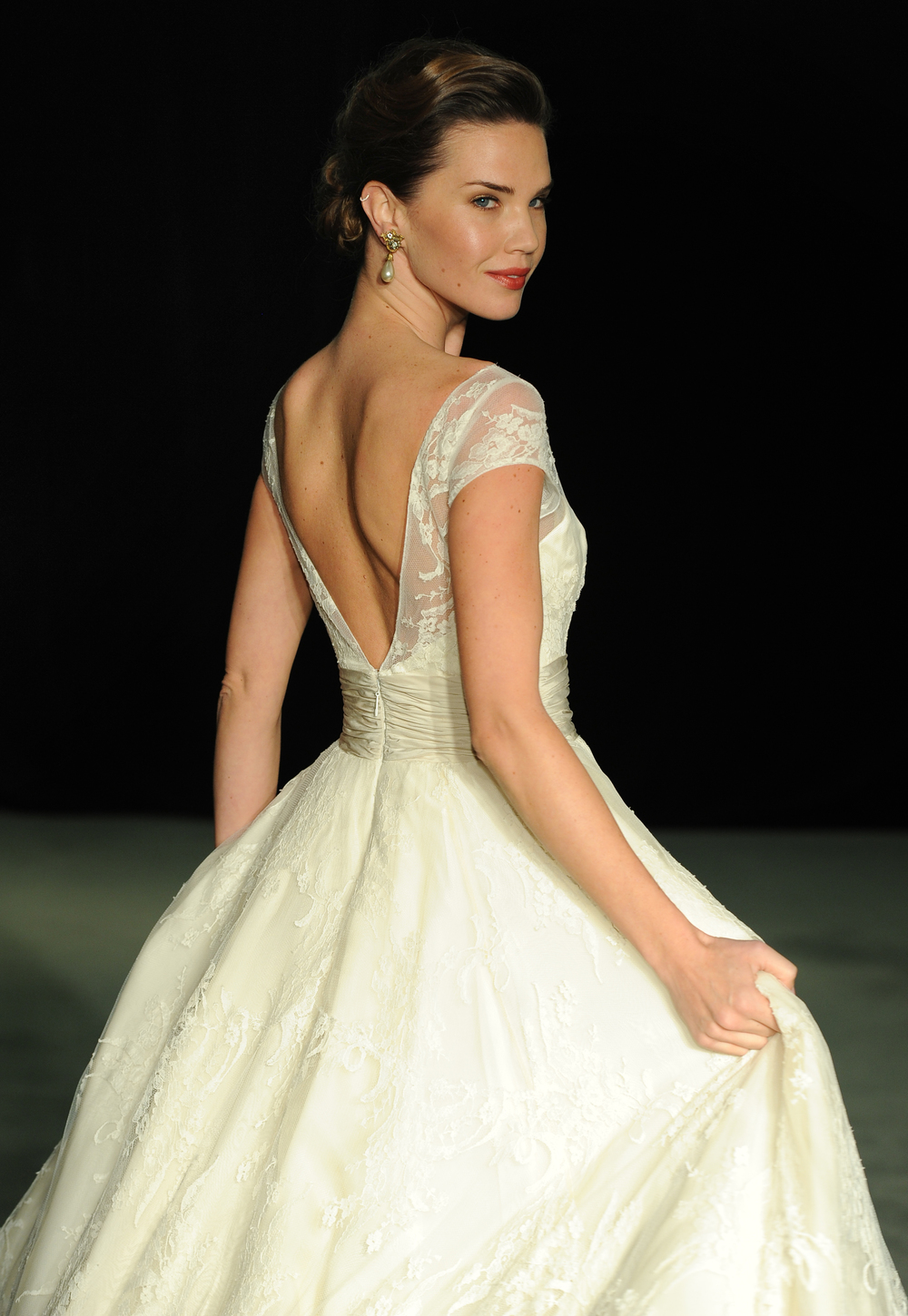 Anne Barge 2014 Bridal Gown Collection — Little White Dress Bridal ...