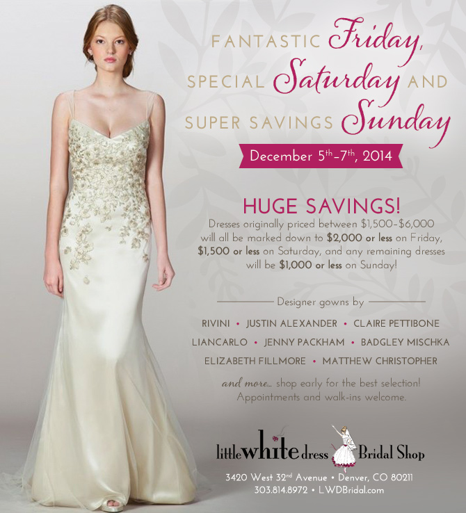 The Biggest Sale EVER at Little White Dress! — Little White Dress ...