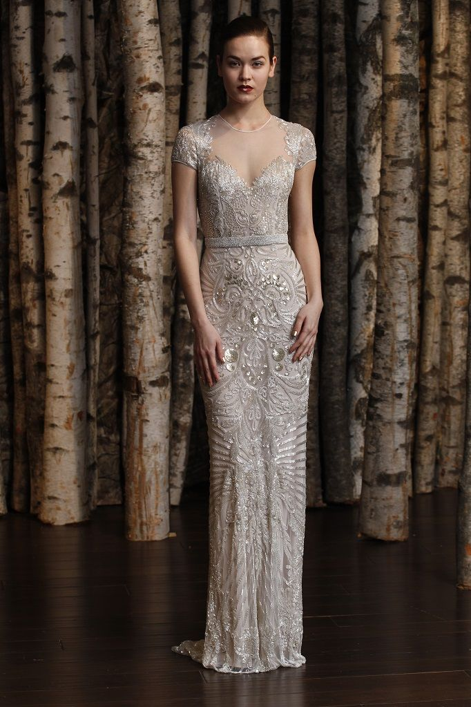 5a23802e New Naeem Khan Gowns at Little White Dress! — Little White Dress ...