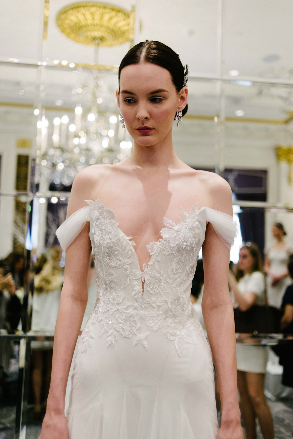 The Marchesa Spring 2016 Bridal Collection — Little White Dress ...