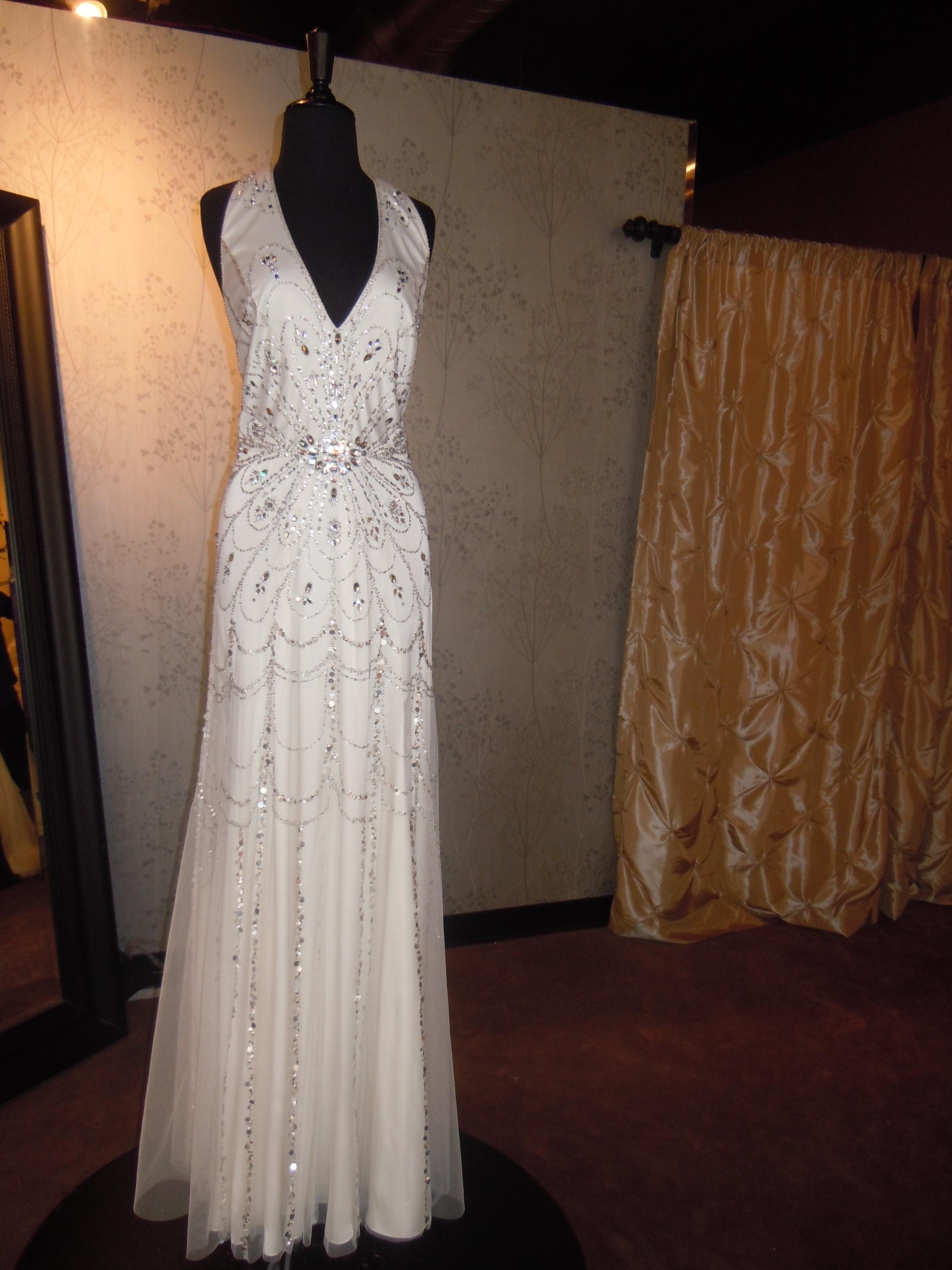 Jenny Packham Luna bridal gown