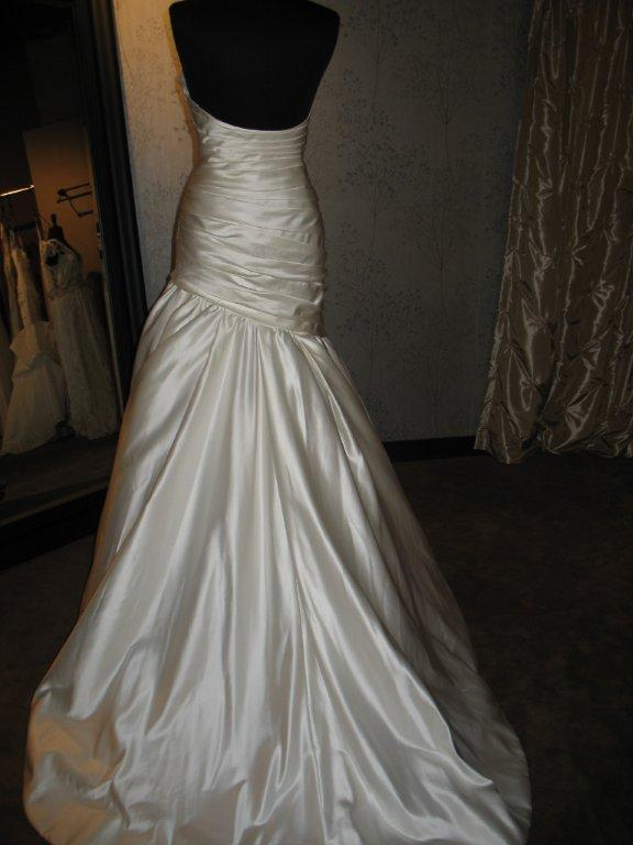 Liancarlo wedding gown 4887 - back