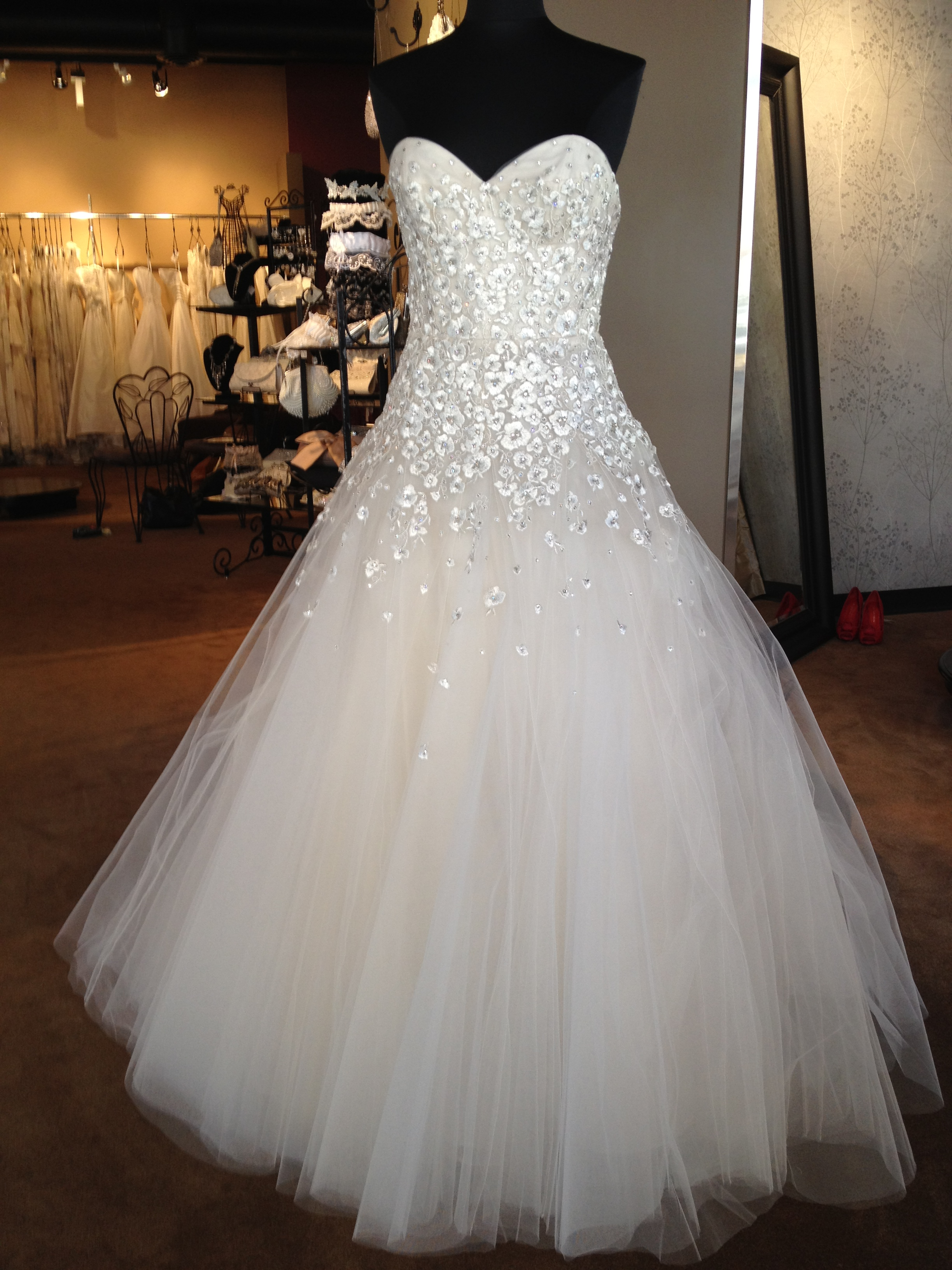Liancarlo wedding dress 5806 - front