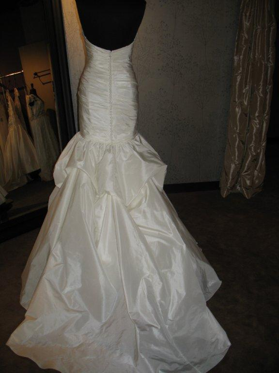 Liancarlo wedding gown 5818 - back