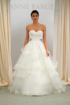 Anne Barge Wedding Dress 1