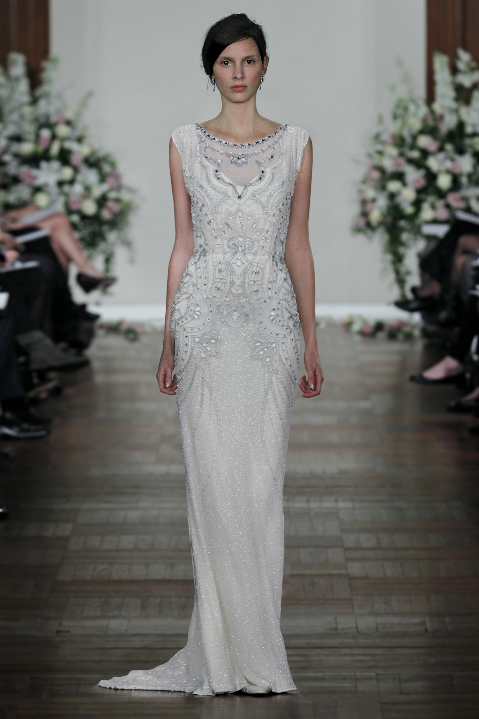 Gatsby Glamour at Little White Dress Bridal Shop — Little White ...