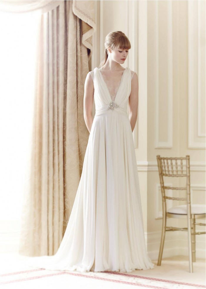 'Molly' by Jenny Packham