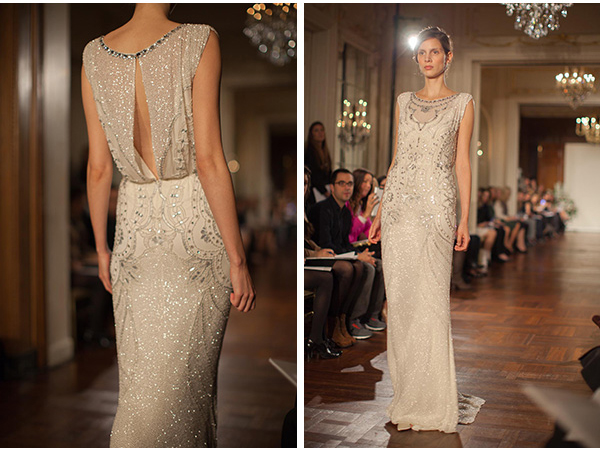 The Esme gown by Jenny Packham