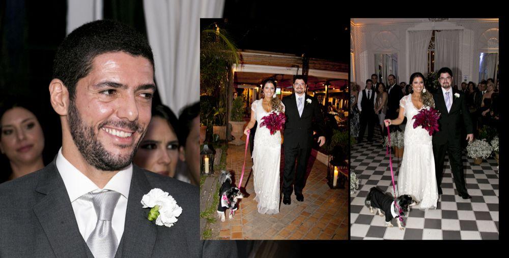 LWD Bride} Milena's Wedding in São Paolo, Brazil — Little