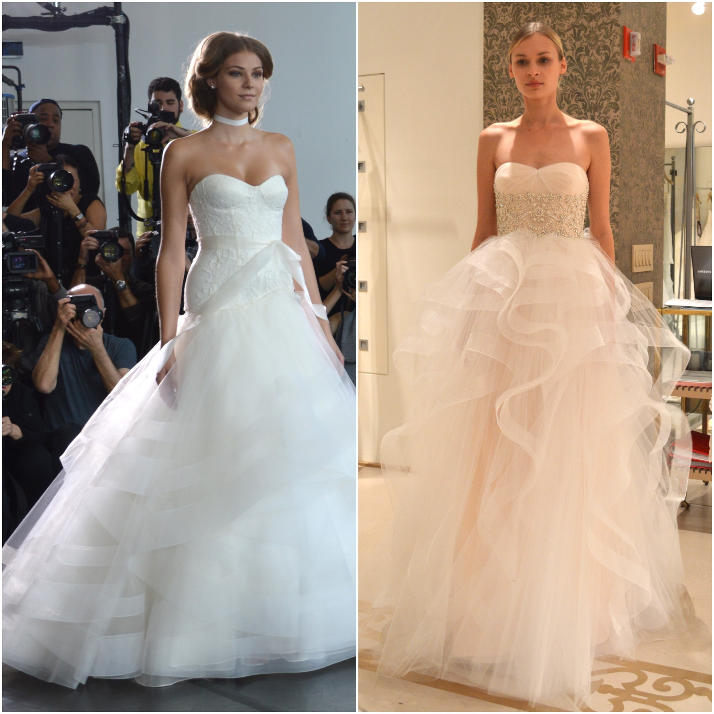 Left to Right: Rivini, Reem Acra