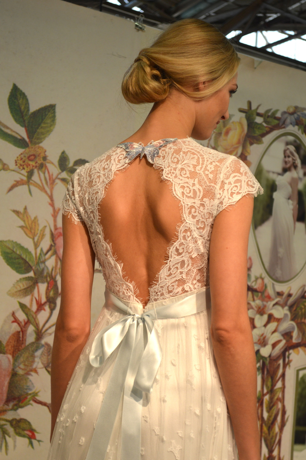 Claire Pettibone Minuet gown