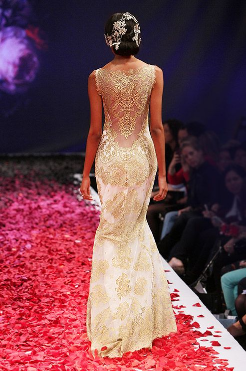 The Alchemy Gown by Claire Pettibone