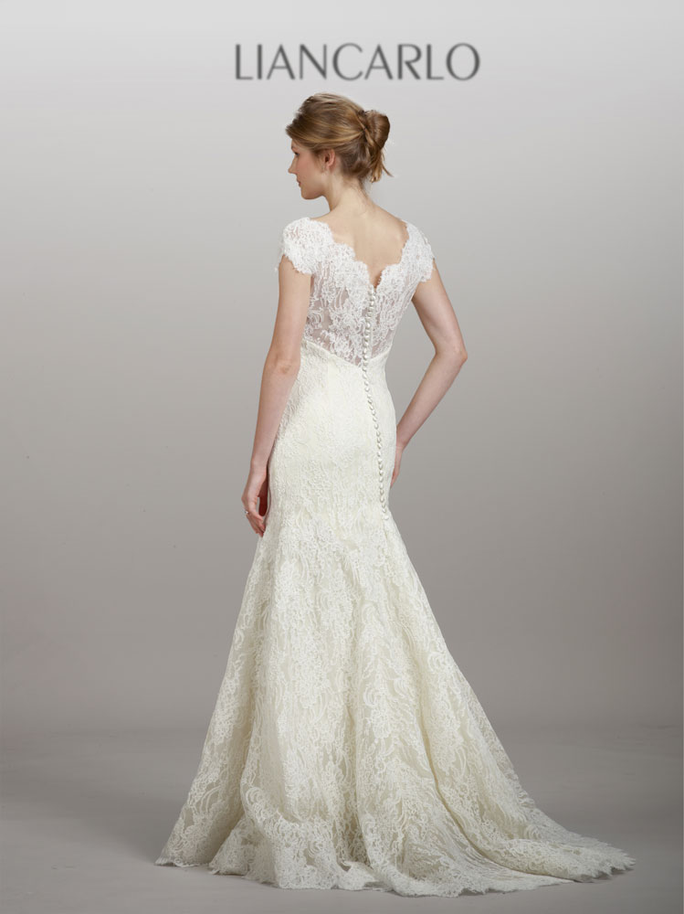 Liancarlo gown - Style 5851