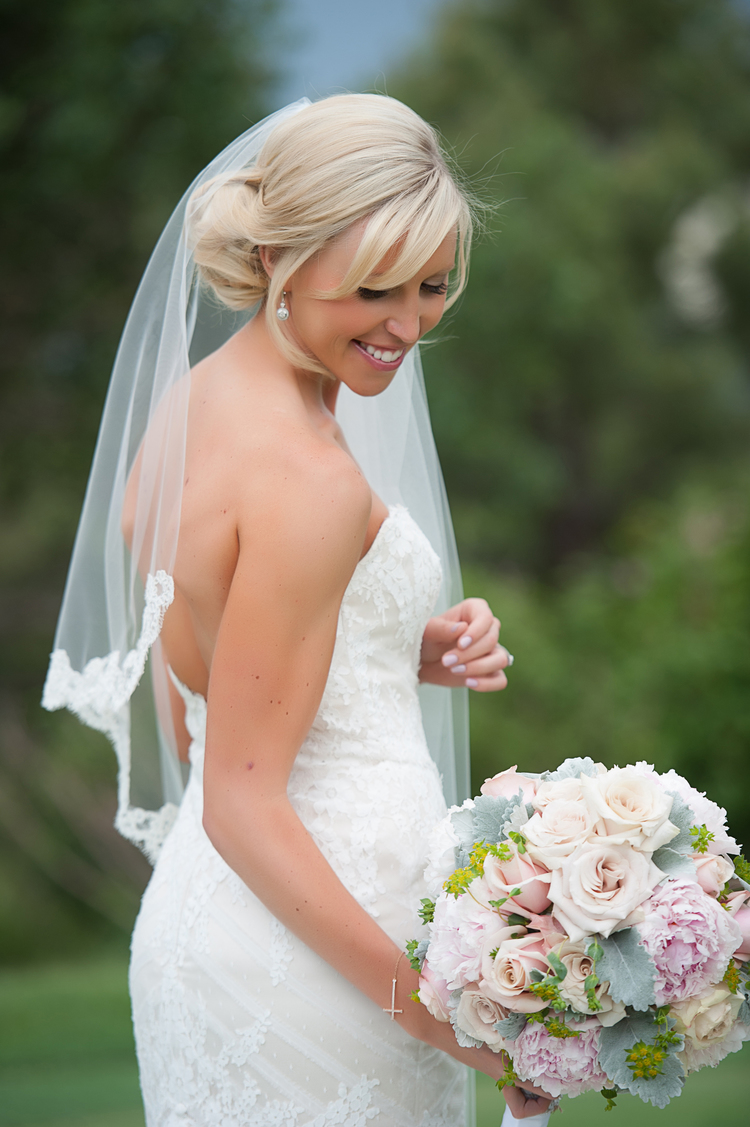LWD Bride: Jordan Elway\'s Classic Castle Pines Wedding — Little ...