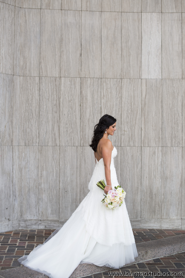 Brinton Studios Matthew Christopher Uma Little White Dress Bridal Shop Denver Colorado Wedding