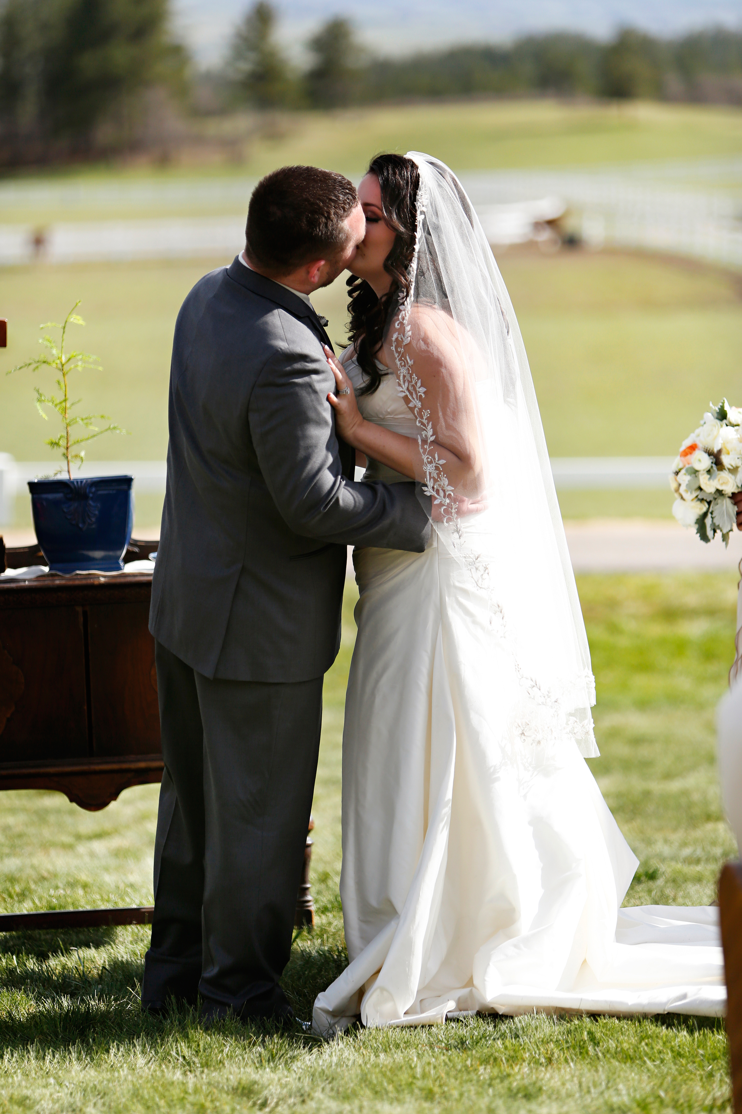Castle Pines Wedding Photography