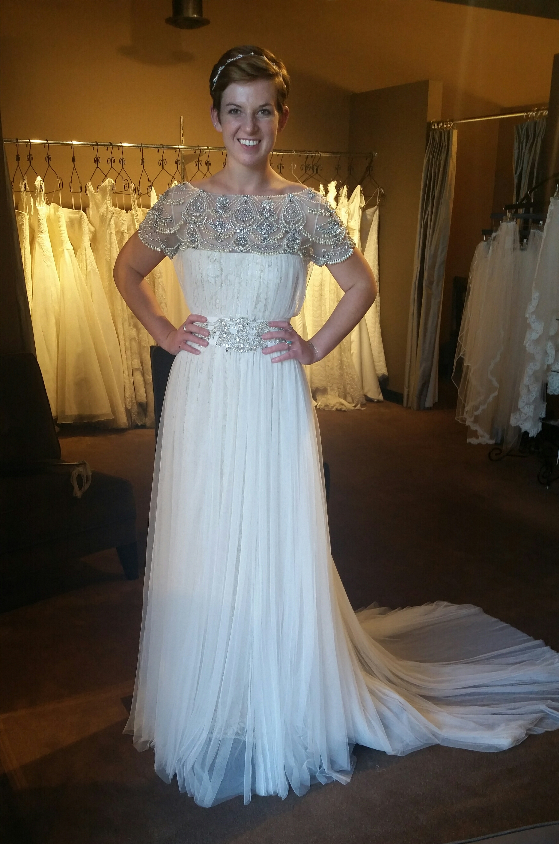 Marchesa Wedding Dress Little White Dress Bridal Shop Denver