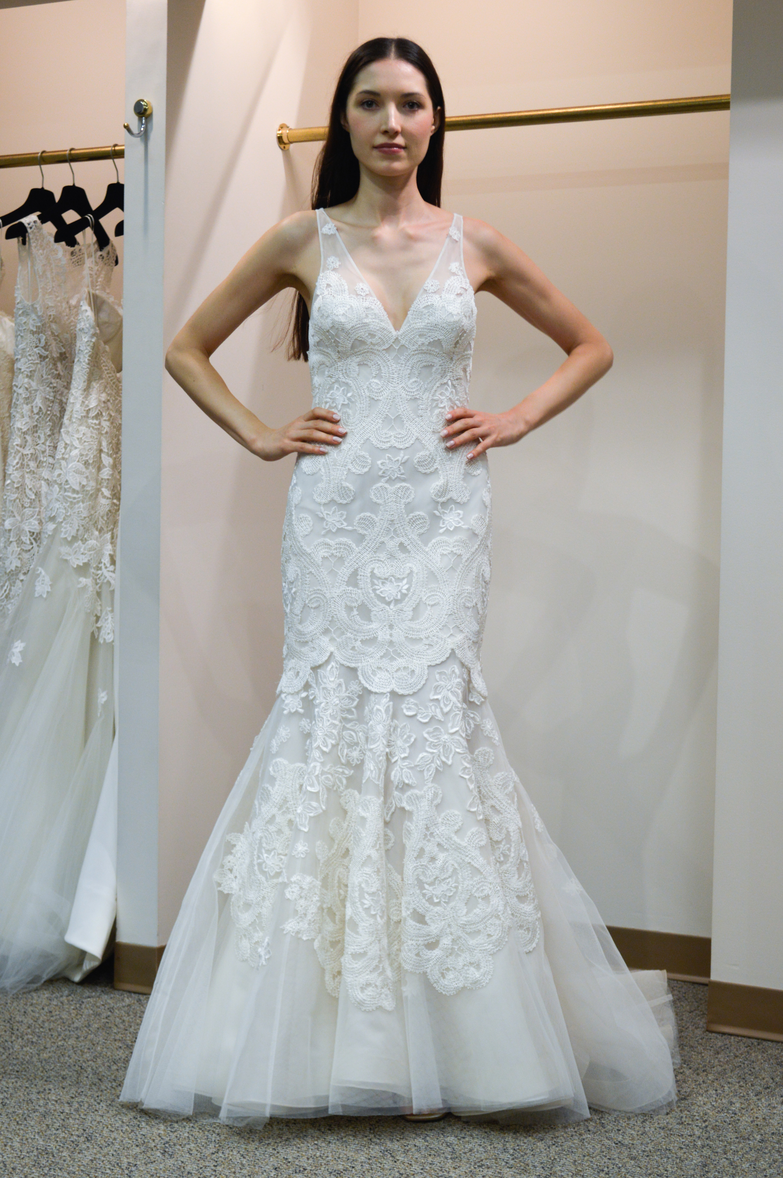 Liancarlo's Fall 2015 Bridal Collection